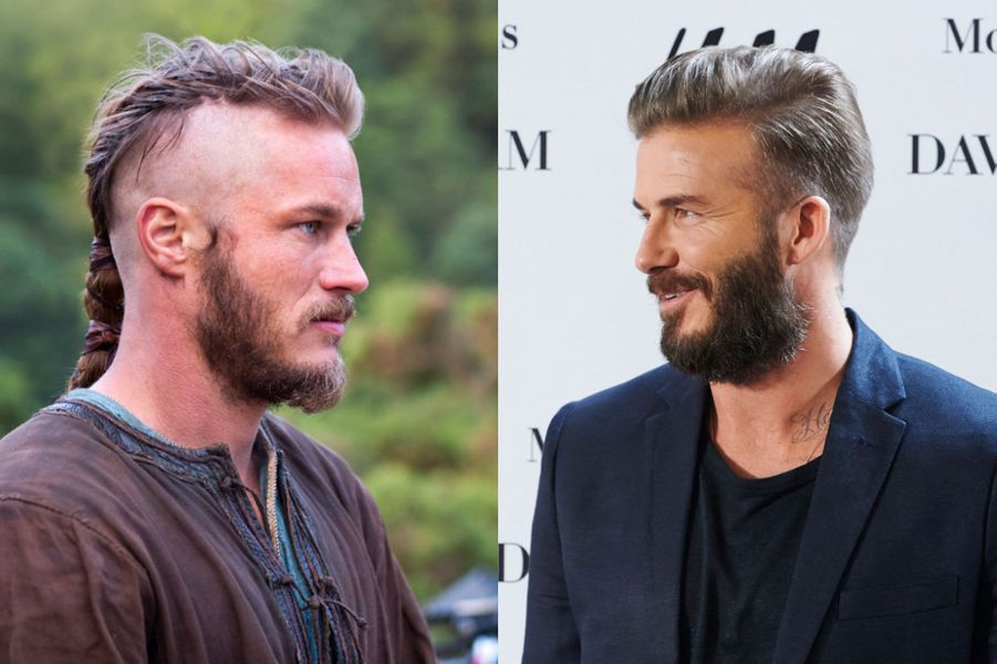 "David Beckham à la place de Travis Fimmel dans ""Vikings"""
