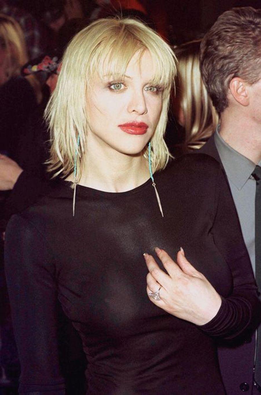 Courtney Love en 1999