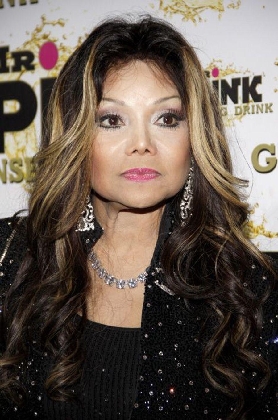 LaToya Jackson en 2012