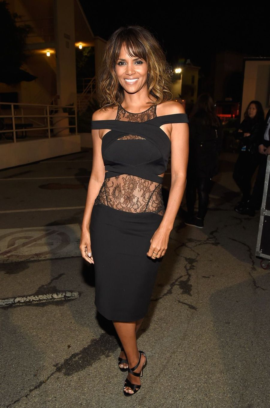 Halle Berry a 49 ans