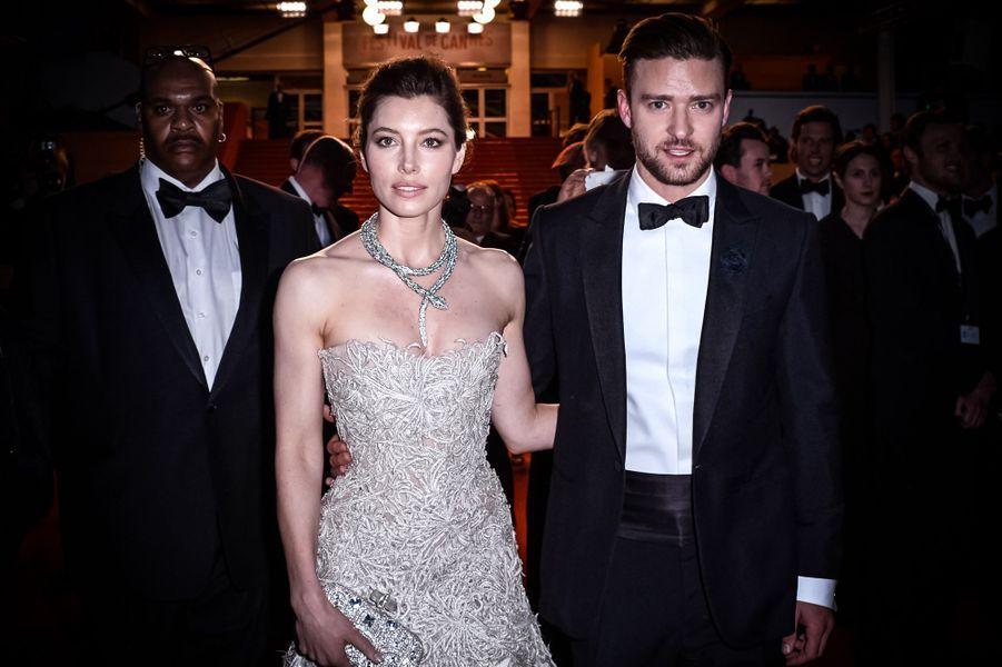 Jessica Biel et Justin Timberlake, mariés le 19 octobre 2012