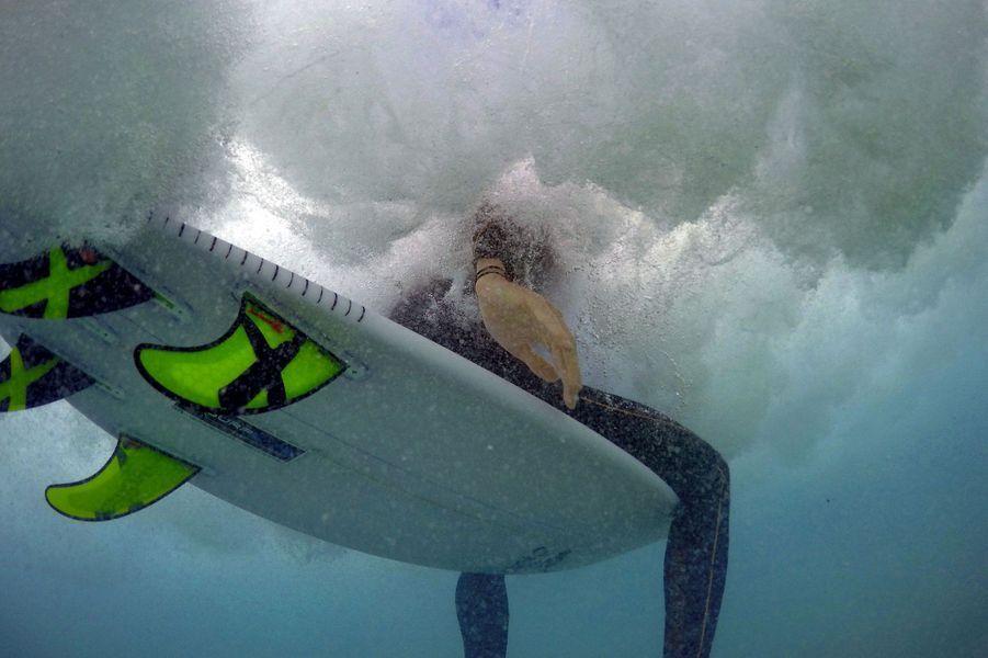Cet appareil repousse les requins