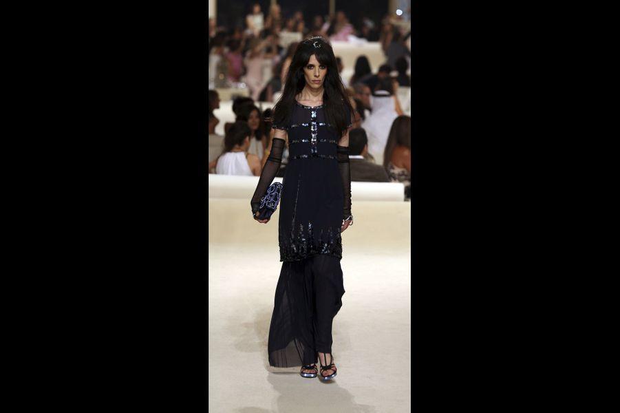 Chanel, désert chic à Dubaï