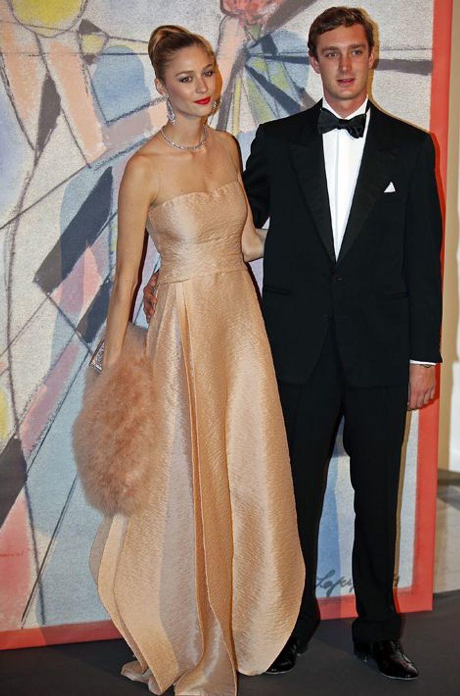 Beatrice Borromeo et Pierre Casiraghi