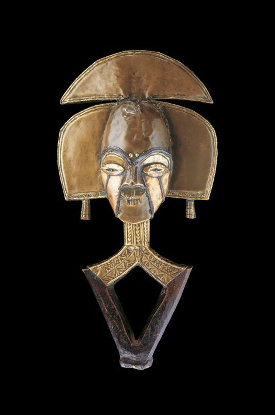 Figure de reliquaire - Kota / Ndassa (Congo)