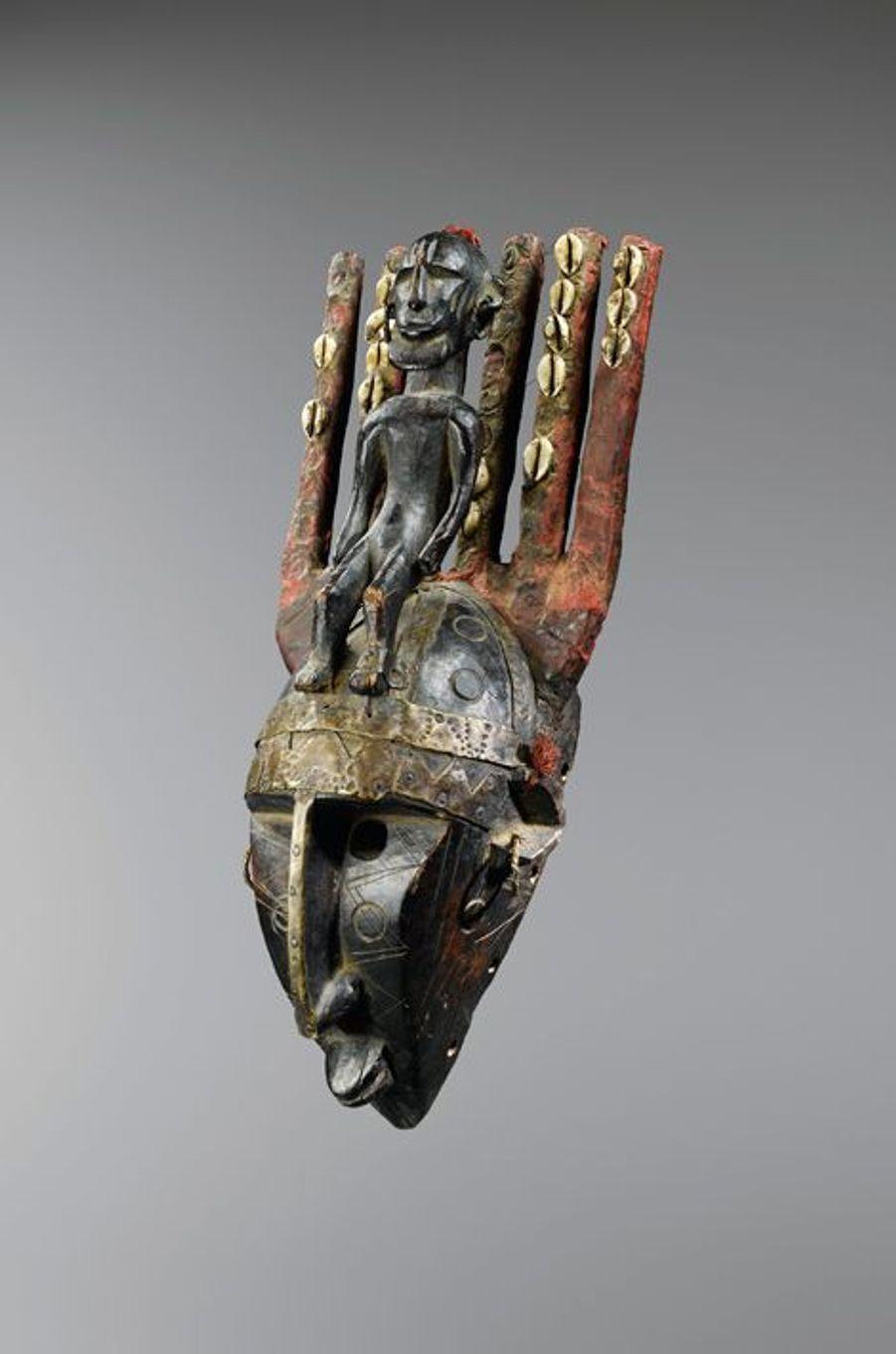 Masque ntomo - Bamana / Marka (Mali)