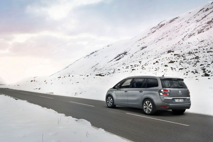 Citroën Grand C4 Picasso, les valeurs familiales