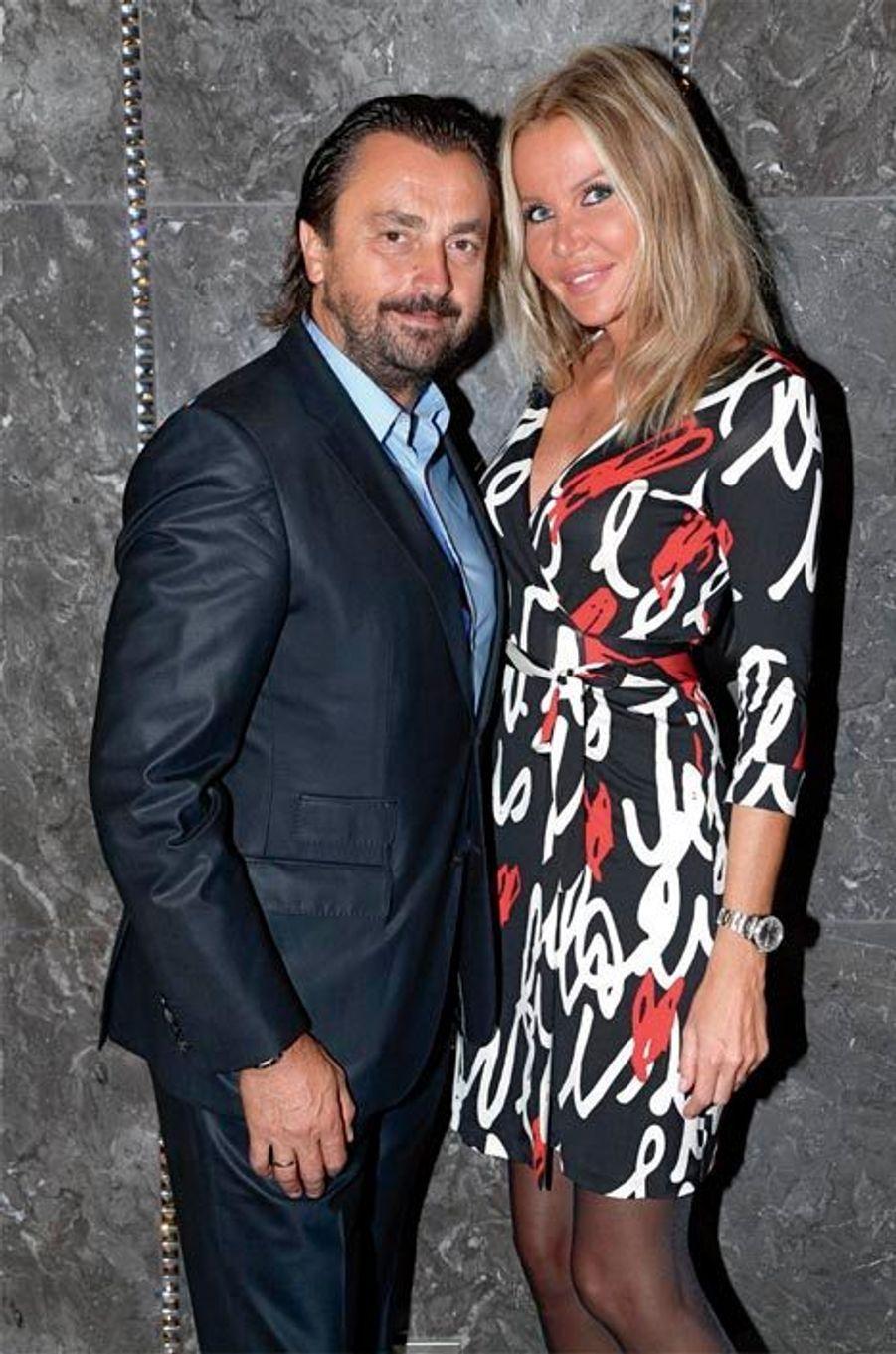 Henri et Florentine Leconte.