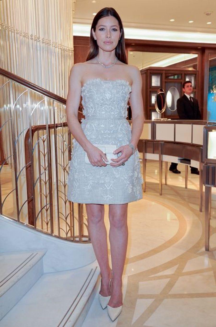 Cocktail chez Tiffany & Co Des stars et des diamants