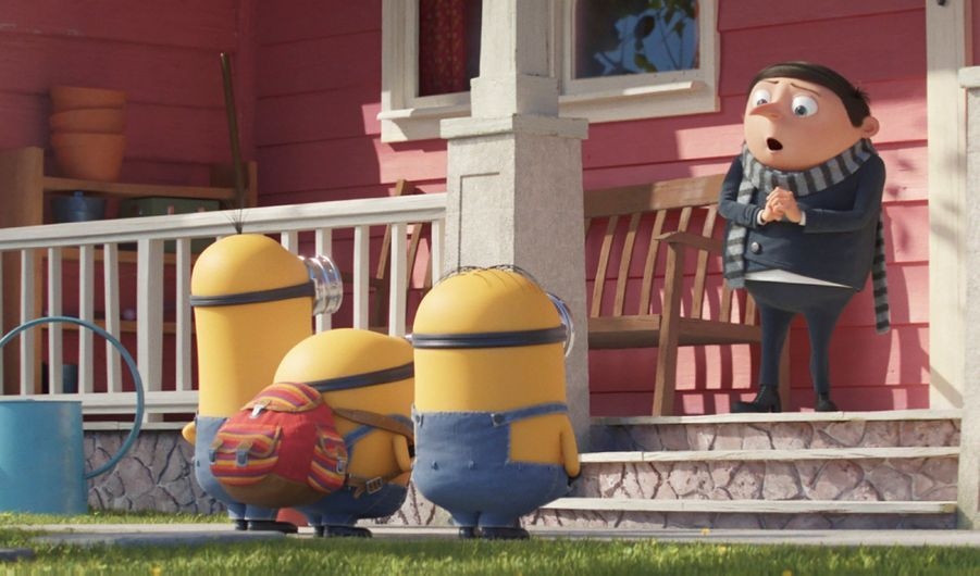 """""""Les Minions 2 : Il était une fois Gru""""dont la sortieétaitprévuele 3 juillet, a été repoussé au 2 juillet 2021."""