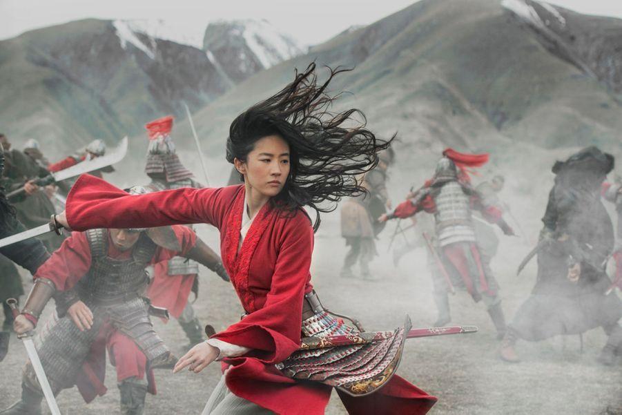 """""""Mulan"""" de Niki Caro avec Yifei Liu et Donnie Yen,dont la sortieétaitprévuele 25 mars, a été repoussé en juillet 2020."""