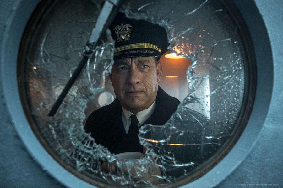 """""""USS Greyhound : La Bataille de l'Atlantique"""" d'Aaron Schneider avec Tom Hanks,dont la sortieétaitprévuele 12 juin, a été repoussé sine die."""