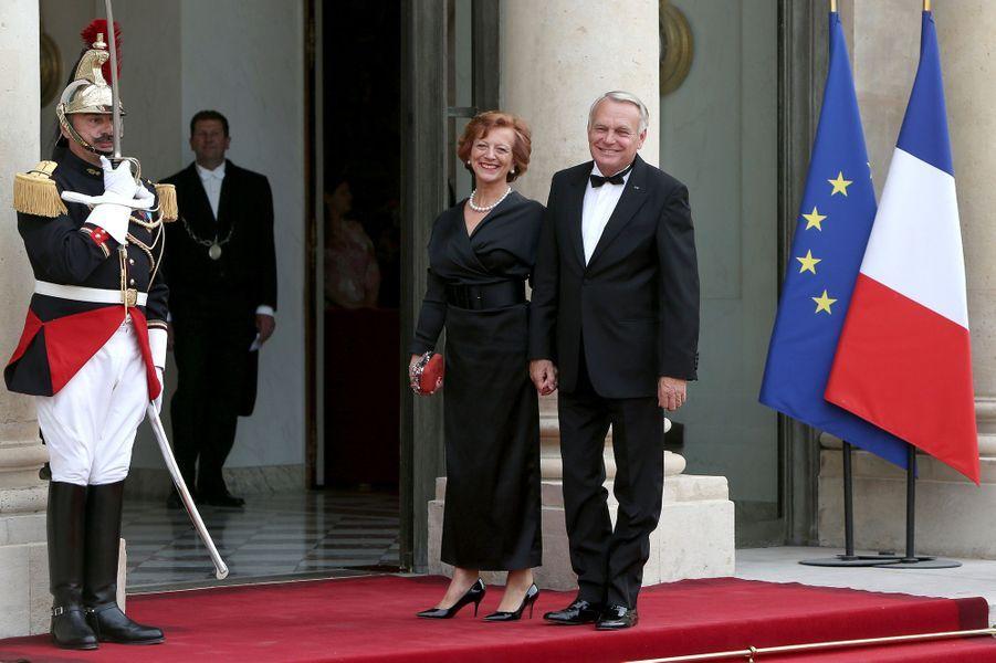 Brigitte et Jean-Marc Ayrault