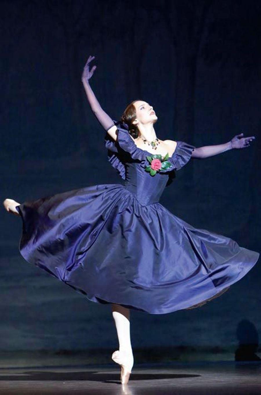 Agnès Letestu sera encore Marguerite Gautier au Japon. Ensuite, elle dansera pour des représentations exceptionnelles.