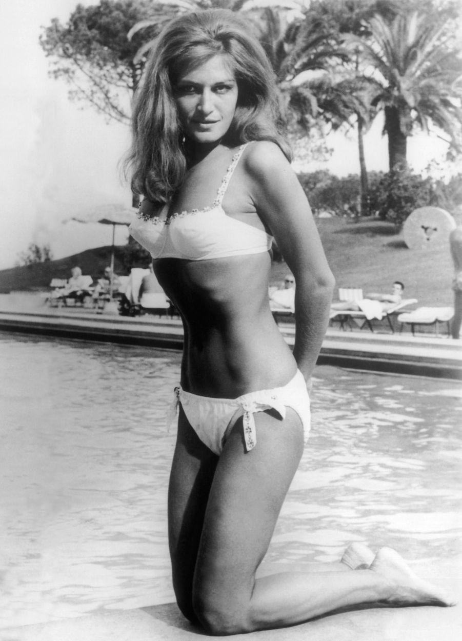 Dalida en 1965.