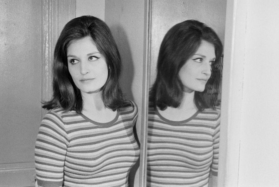 Dalida en 1964.