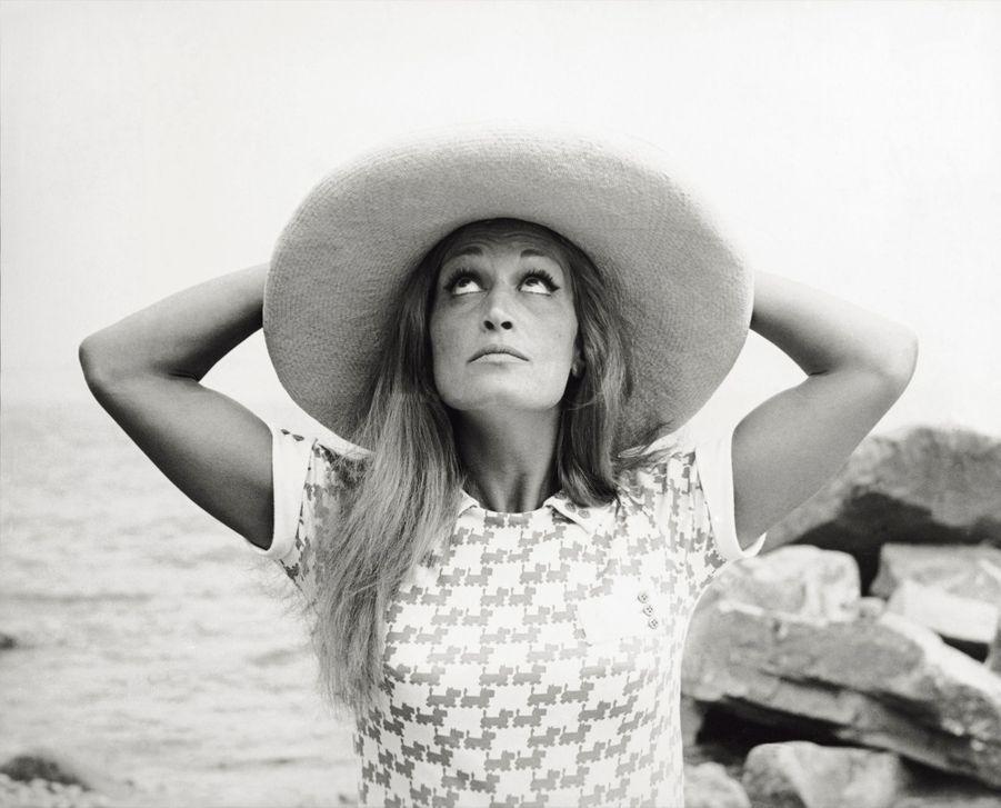 Dalida en 1968