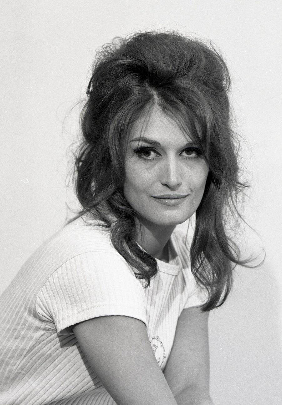 Dalida en 1963.