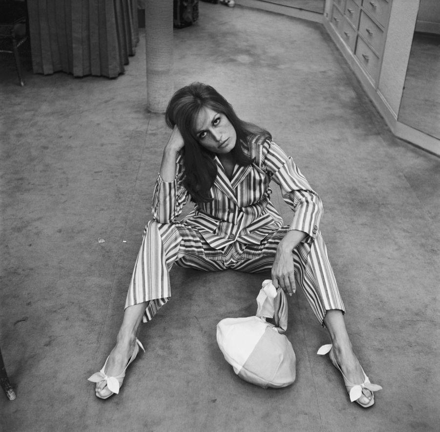 Dalida en 1966.