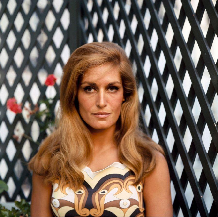 Dalida dans les années 1970.