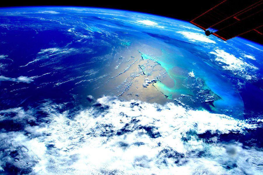 L'immensité des océans