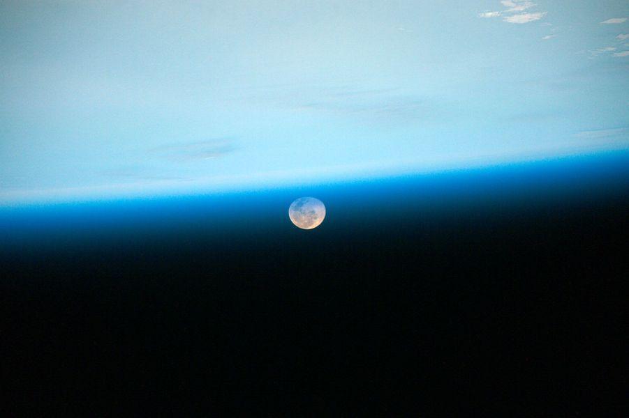 La Lune, le 2 juillet 2015