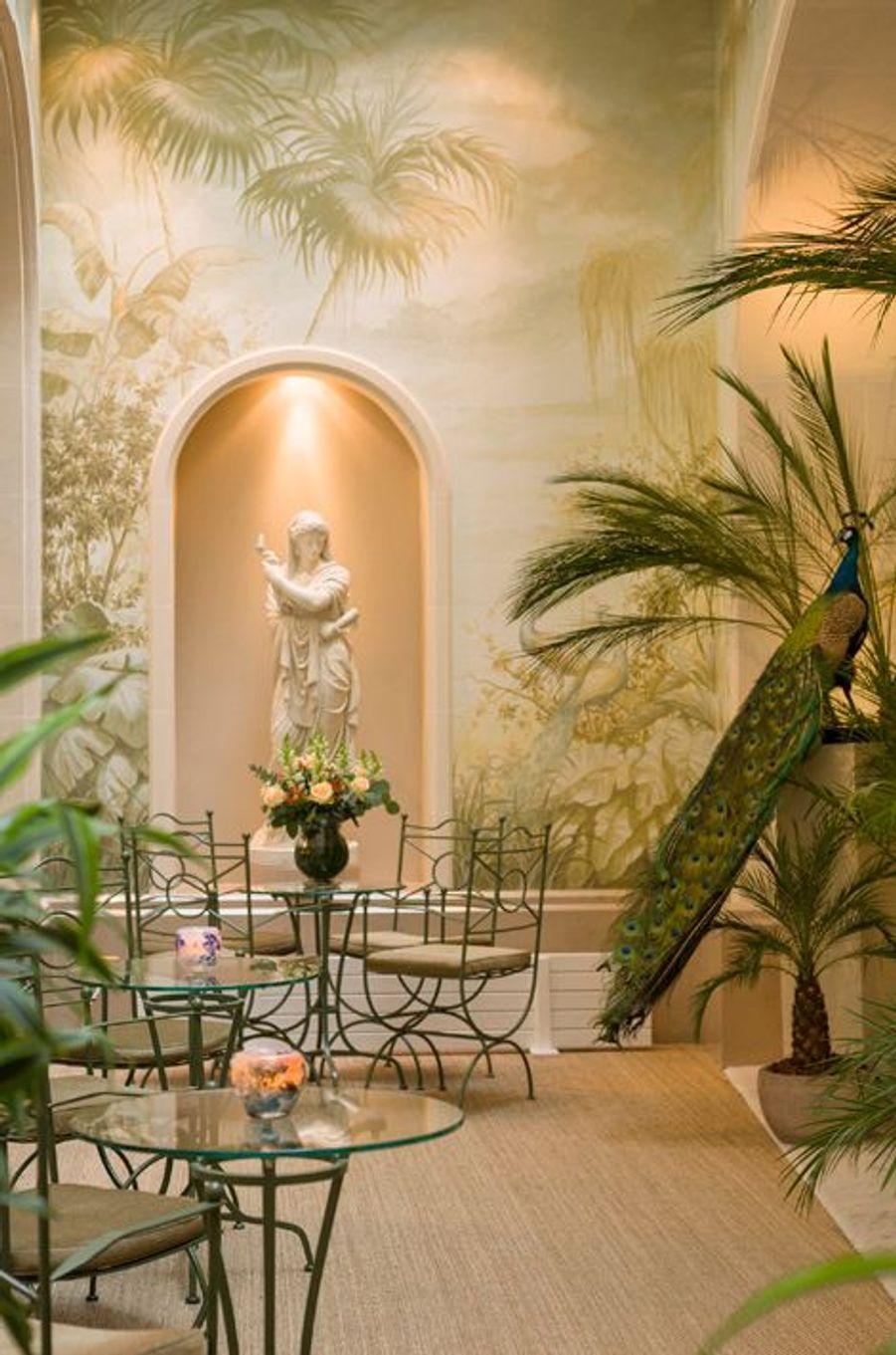 Lobby du Bristol Paris