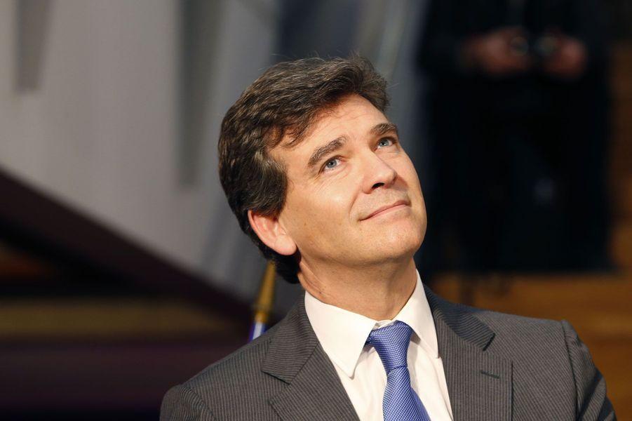 Arnaud Montebourg prend le contrôle de Bercy en devenant ministre de l'Economie, du Redressement productif et Numérique.