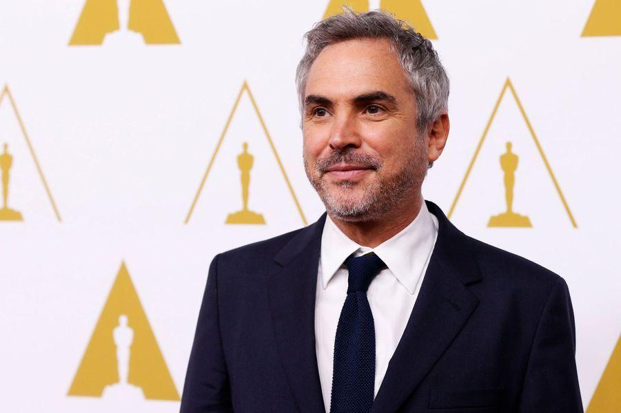 """Alfonso Cuaron (catégorie meilleur réalisateur pour """"Gravity"""")"""
