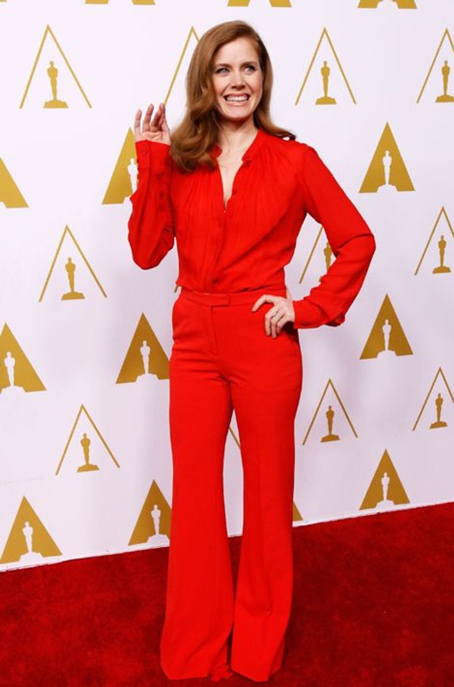 "Amy Adams (catégorie meilleure actrice pour ""American Bluff"")"