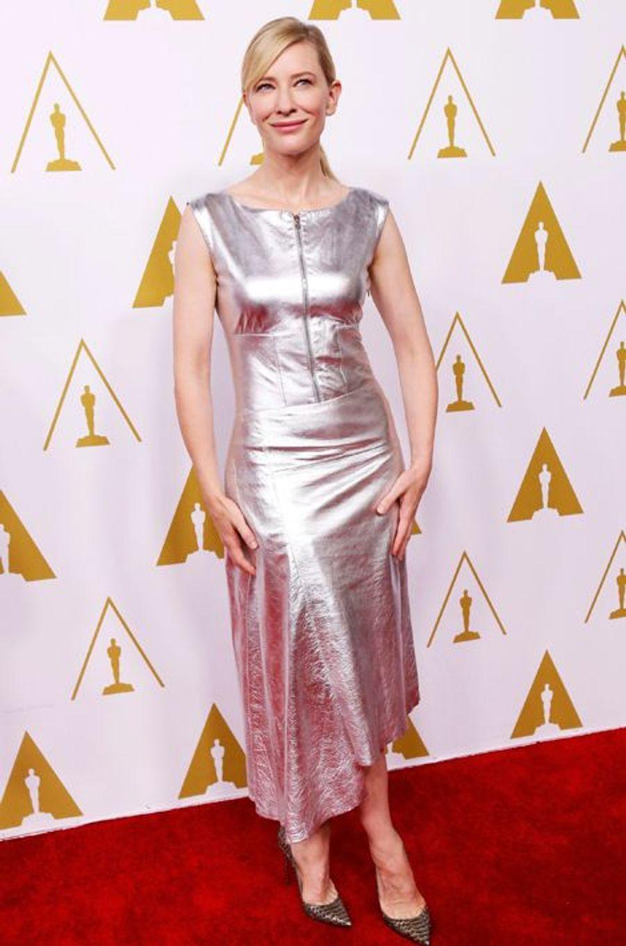 "Cate Blanchett (catégorie meilleure actrice pour ""Blue Jasmine"")"