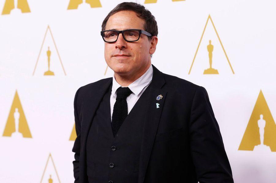 """David O'Russell (catégorie meilleur réalisateur pour """"American Bluff"""")"""