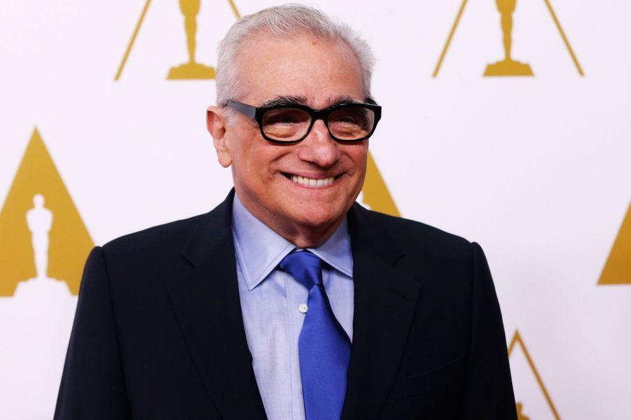 """Martin Scorsese (catégorie meilleur réalisateur pour """"Le Loup de Wall Street"""")"""
