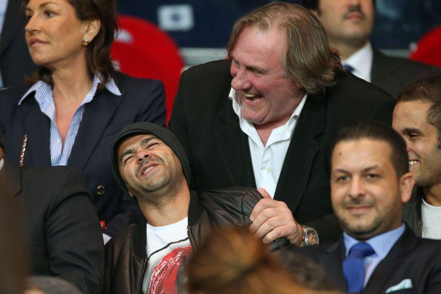 Jamel Debbouze et Gérard Depardieu