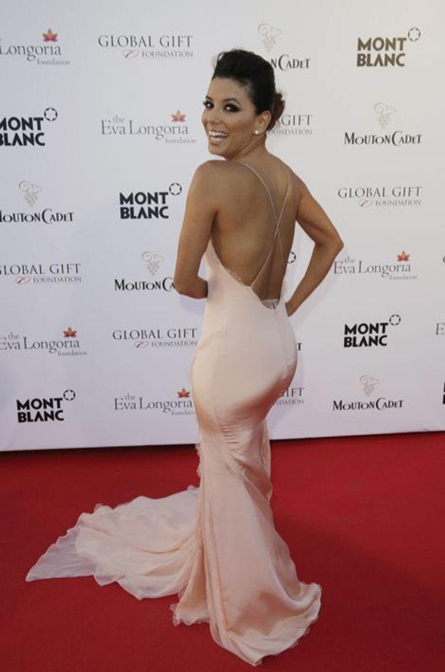 Au Global Gift Gala, Eva Longoria