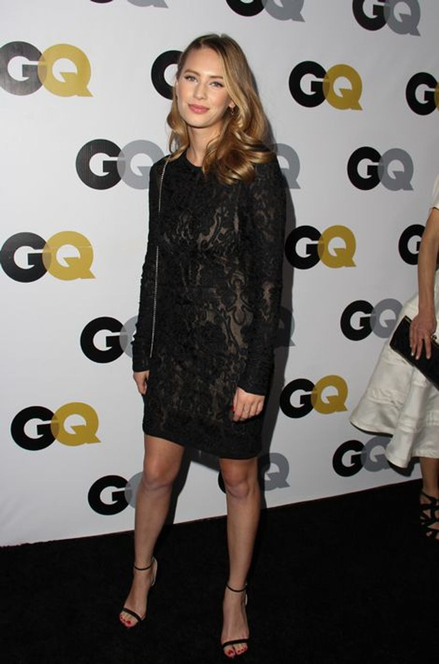 En novembre 2013 aux GQ Men of the Year Awards