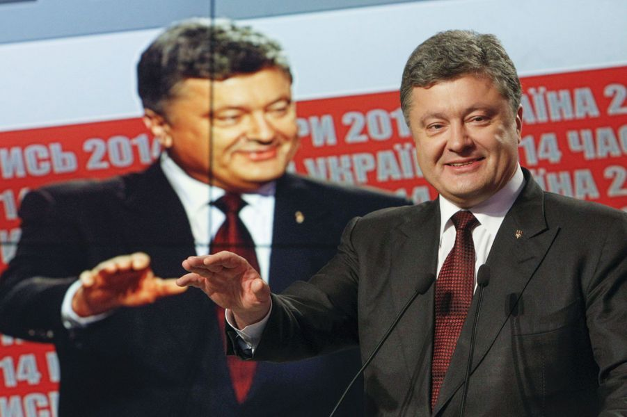Petro Porochenkodevrait être en mesure de compter sur une coalition de nature à lui permettre de faire avancer son plan de paix avec les séparatistes et de rapprocher son pays du camp occidental