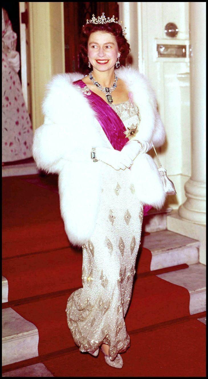 La reine Elizabeth II à Londres (1963)