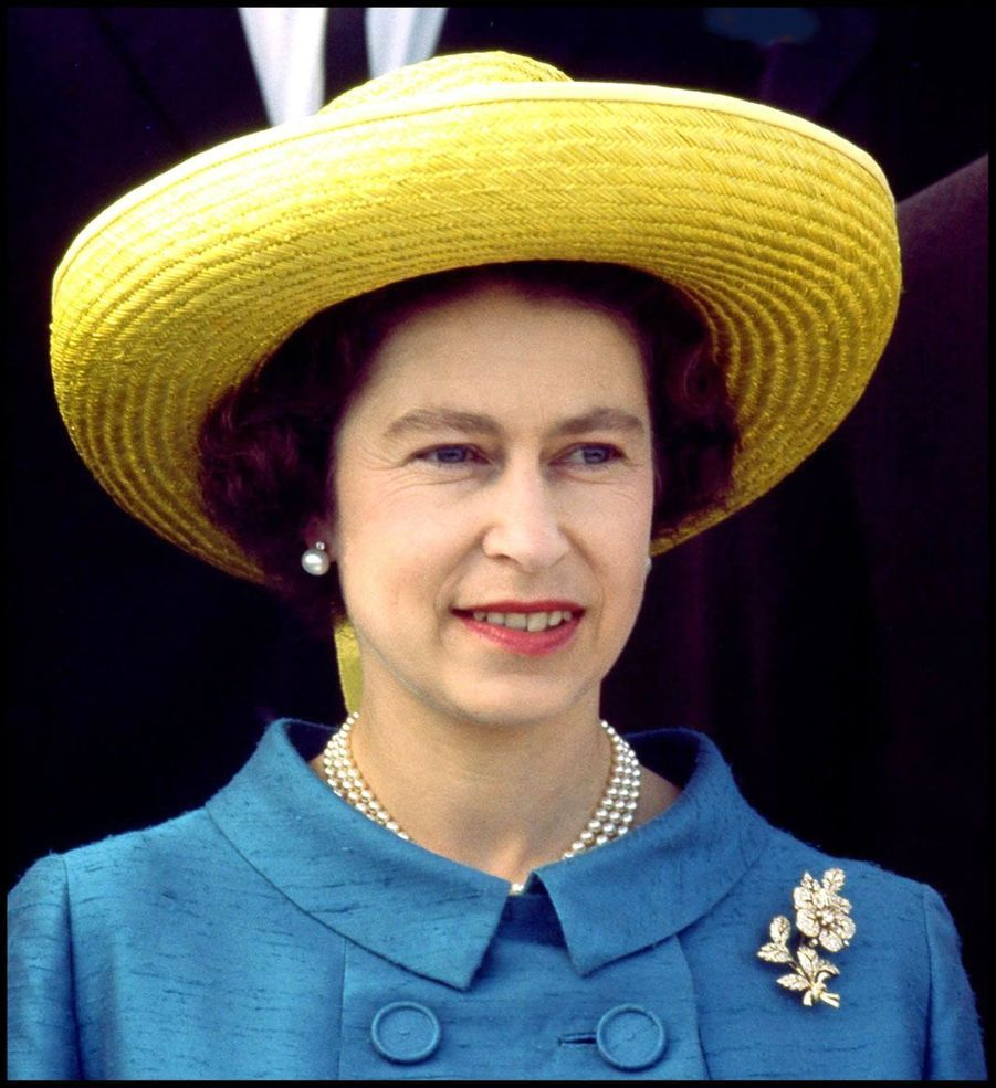 La reine Elizabeth II à Malte (1967)