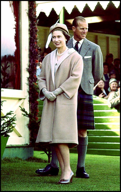 La reine Elizabeth II et le prince Philip (1962)