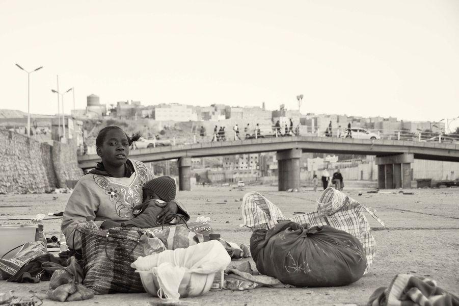 Travail de Lola Khalfa sur les réfugiés maliens en Algérie, primé au festival de Guelma