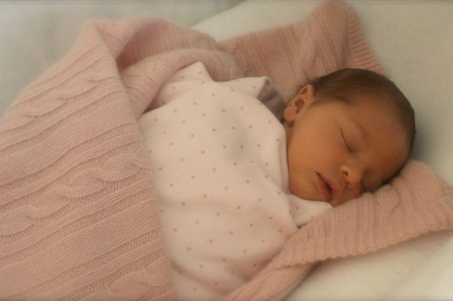 La première photo de Leonore