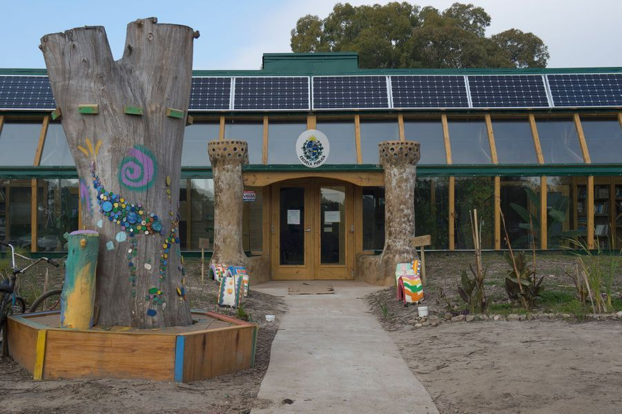 En Uruguay, la première école 100% durable d'Amérique latine voit le jour