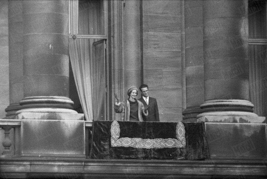 Fabiola Baudouin Fiançailles 1960 Photos 23