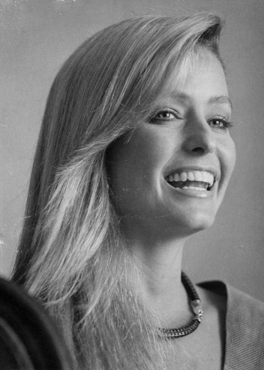 Farrah Fawcett en août 1979.
