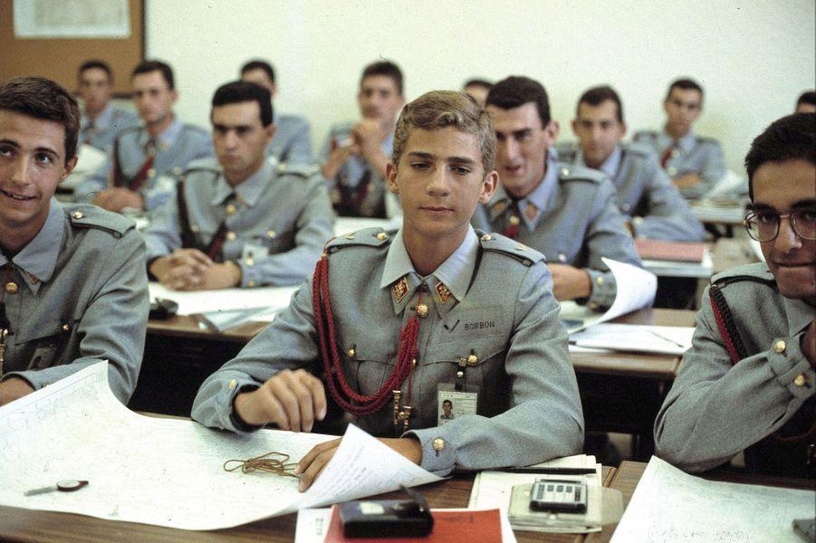 A l'école militaire
