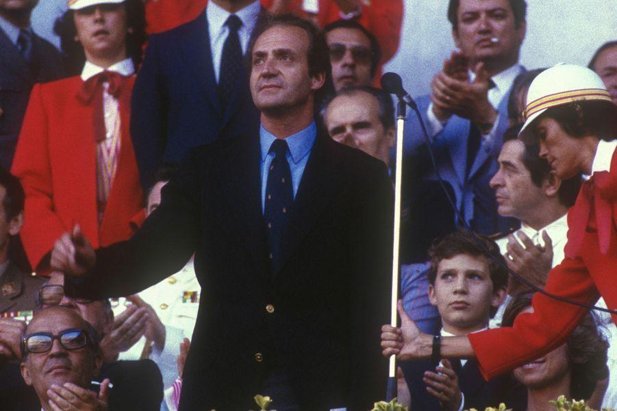 Discours de Juan Carlos, en 1982