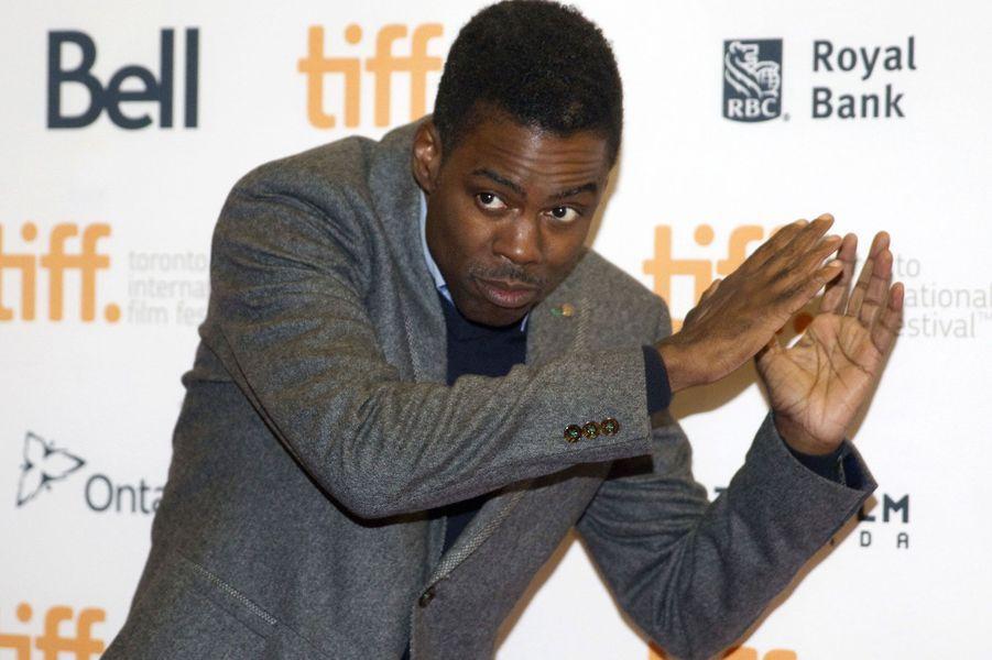L'acteur est le réalisateur de «Top five», un nouveau film dans lequel il joue également.