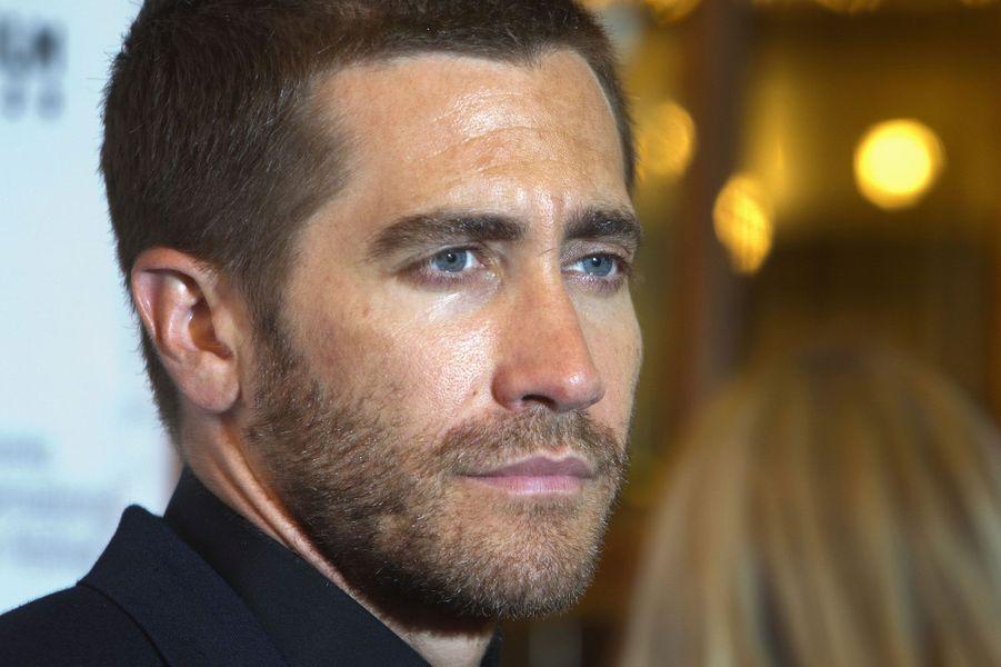 L'acteur est à la première de «Nightcrawlers», un film sur le milieu du crime à Los Angeles dans lequel il tient le premier rôle.