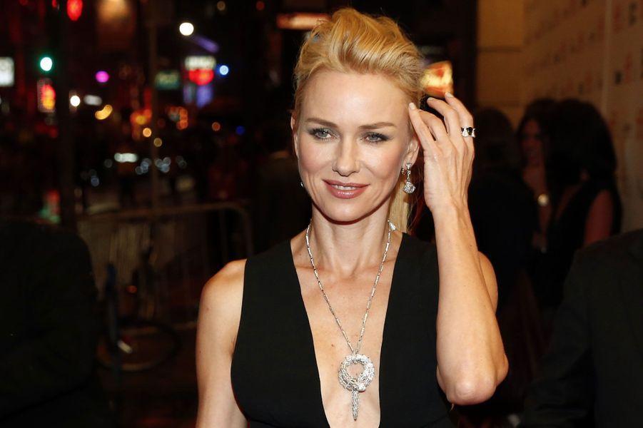 L'actrice à son arrivée au gala «St. Vincent», film dans lequel elle partage l'affiche avec Bill Murray.